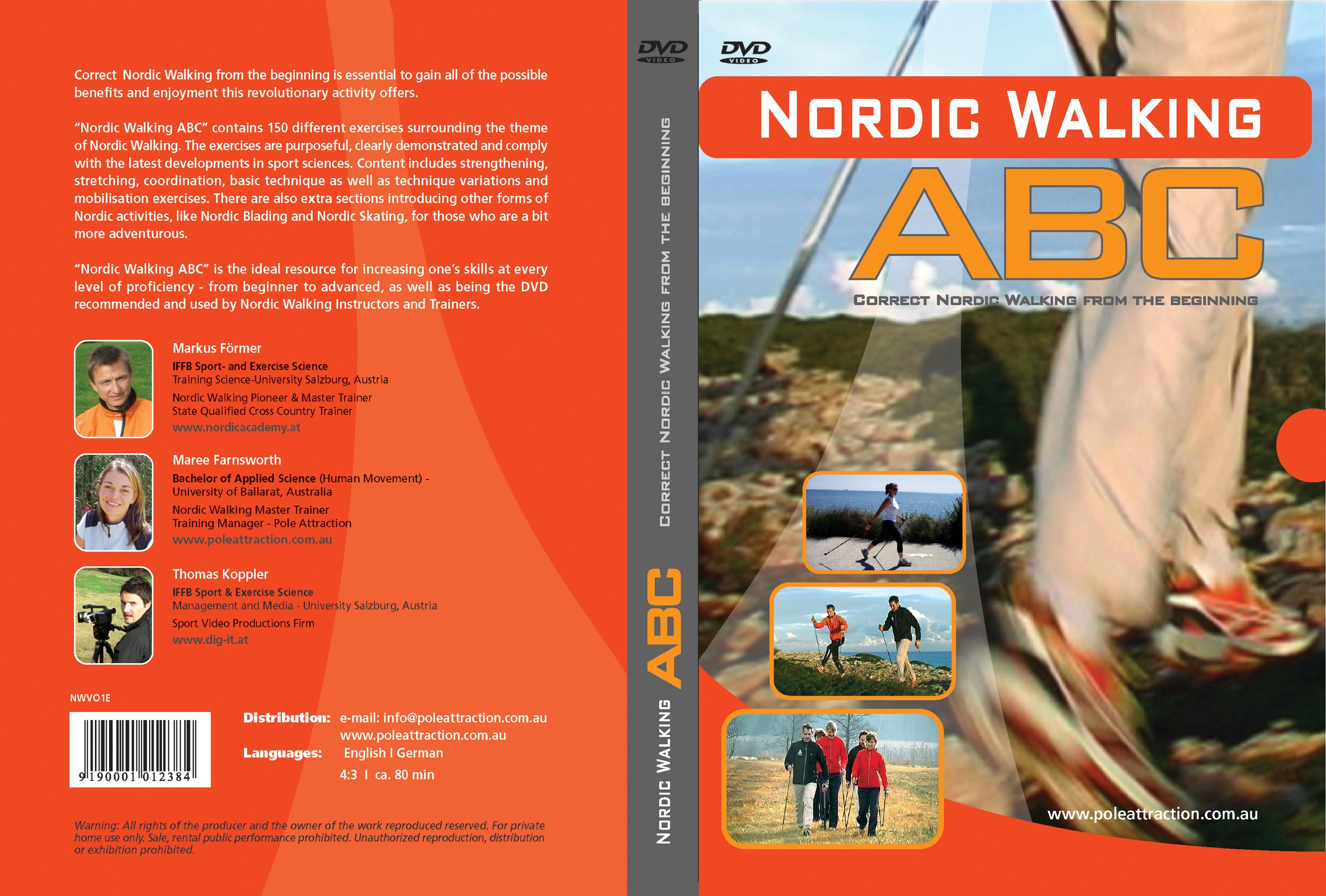 Nordic Walking DVD